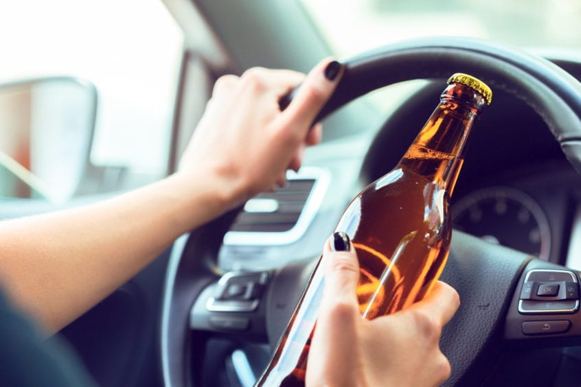 top BC cities for impaired driving