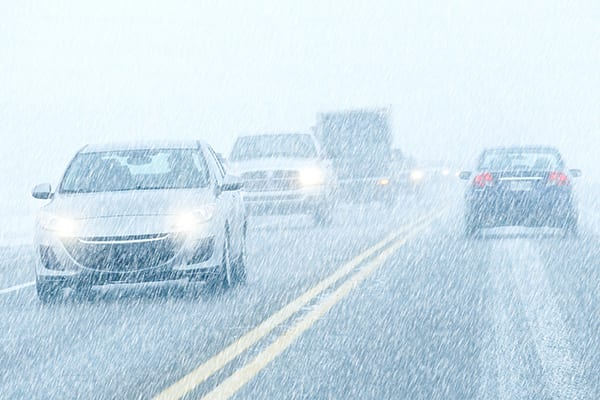 drive safely in the snow or your can book designated driver in Vancouver