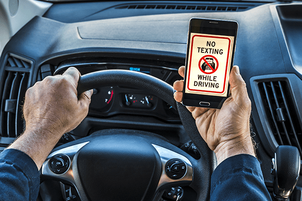 text while driving is dangerous and it is a bad habit to have